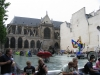 przed Centrum Georges Pompidou