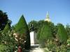 ogród Muzeum Auguste Rodin