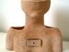 popiersie, ceramika