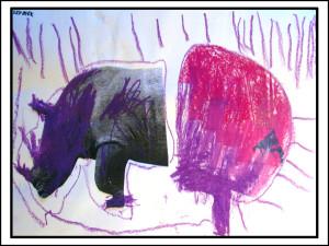 szymek nosorozec