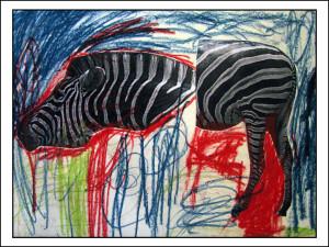 maja zebra