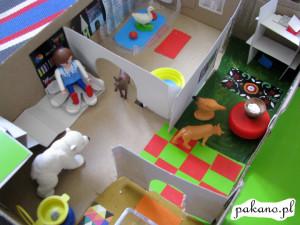 domek dla zwierzat