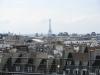 widok z tarasu Centrum Georges Pompidou