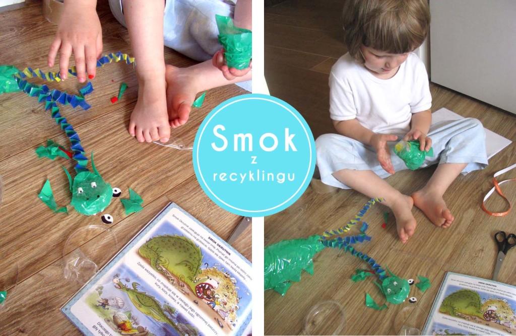 Ogromny Jak zrobić SMOKA? Twórcza praca z dzieckiem – Papier Kamień Nożyczki MC91